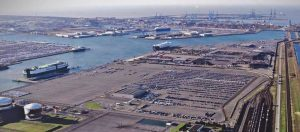 Porto Zeebrugge carcenter