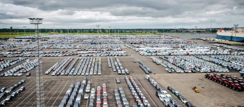 Zeebrugge, um case-study da indústria portuária