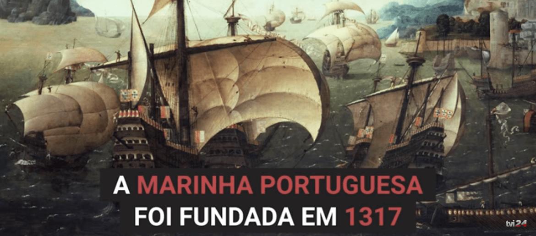 A Marinha de Guerra comemorou 700 anos -2