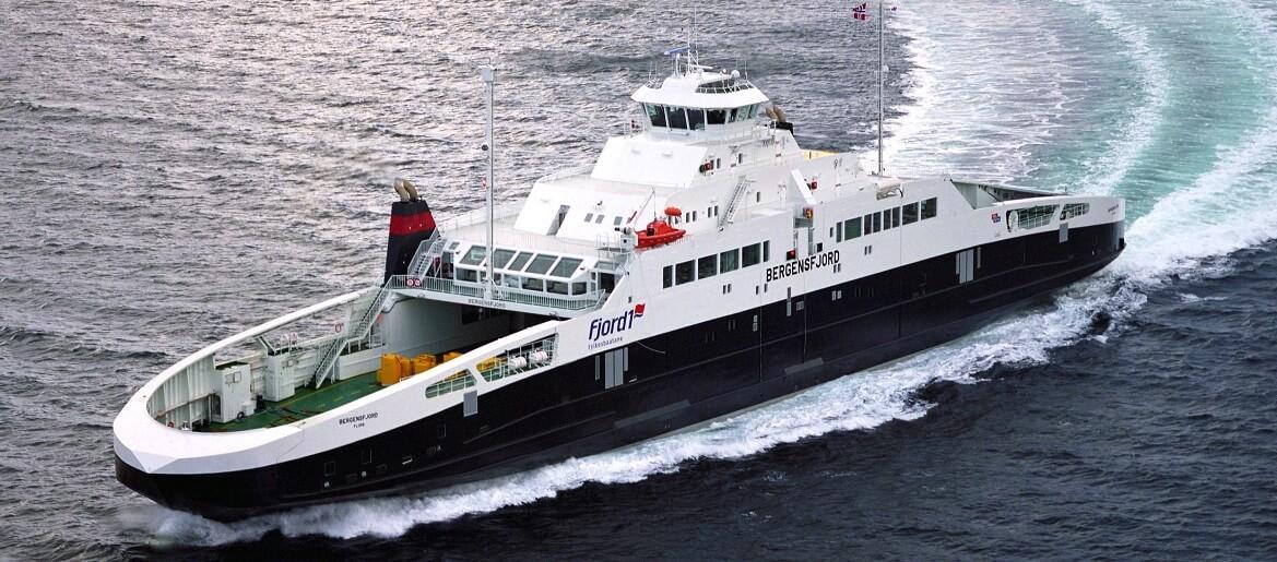 O Ferry BERGENSFJORD