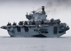 O Brasil comprou o HMS OCEAN 47