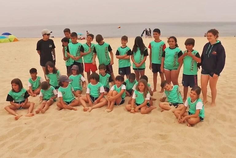 O fabuloso Programa Nadador-Salvador Júnior de Sines 20