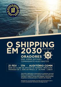 O SHIPPING EM 2030 53