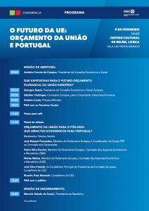 O FUTURO DA UNIÃO EUROPEIA: Orçamento da União e Portugal 29