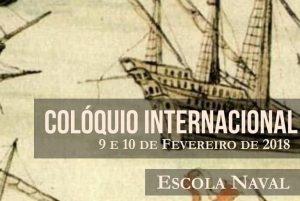 Grandes operações navais da História Militar Ibérica, na Escola Naval 64
