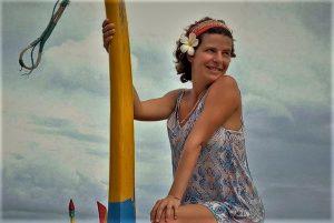 Volta ao Mundo duma famíla açoriana - entrevista com Joana Amen 26
