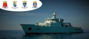 O programa de NPO's da Marinha Portuguesa e a sua operação 52