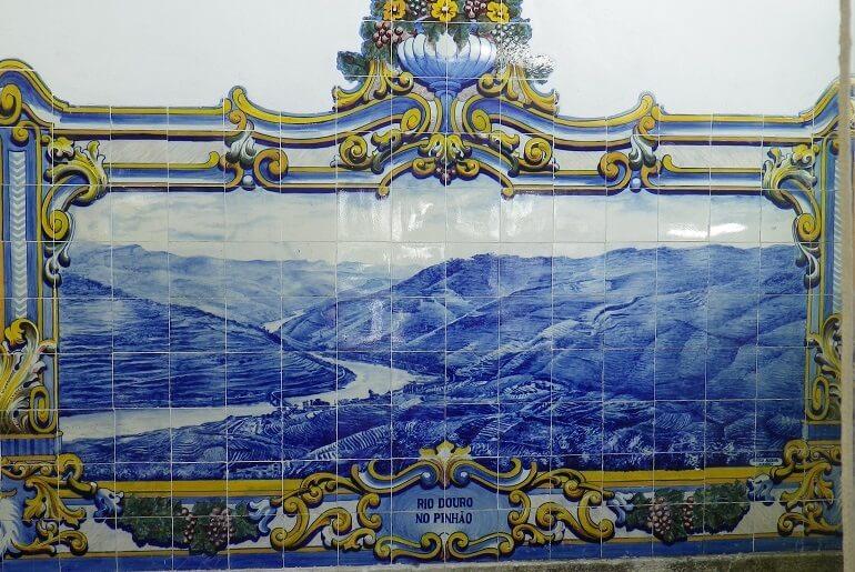 Iconografia do Barco Rabelo na azulejaria 16