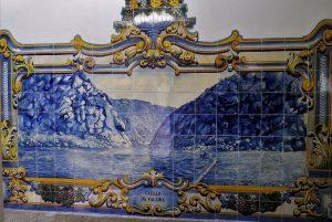 Iconografia do Barco Rabelo na azulejaria 49