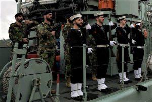 Portugal coloca um navio-patrulha em S.Tomé e Príncipe durante um ano 38