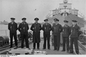 sailors, kriegsmarine, marinheiros alemães, revistademarinha, 1940, segunda guerra mundial, 2GG