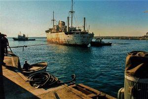 revistademarinha, gil eannes, frota baranca, pesca do bacalhau, faina maior, navio hospital, terra nova, viana do castelo,