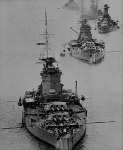 royal navy, marinha britânica, couraçados, revistademarinha