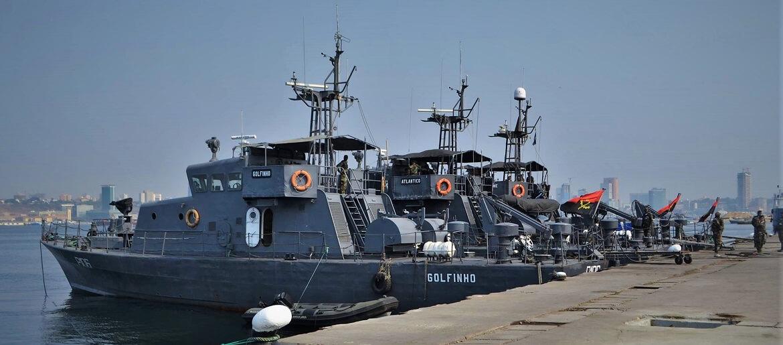 O Poder Naval em Angola