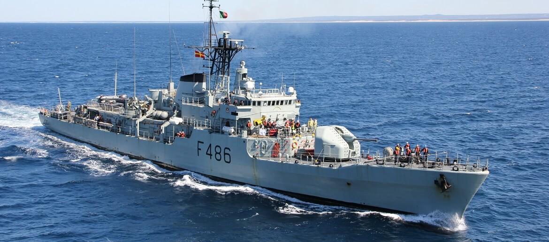 A vida a bordo de uma Unidade Naval