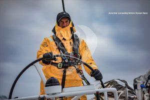 Frederico Melo, turn the tide on plastic, revista de marinha, volvo ocean race, vela desportiva, volta ao mundo, nova zelândia