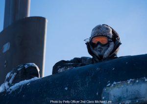 US Navy, marinha dos EUA, revista de marinha, gelo, ártico, submarinos, polar icex2018