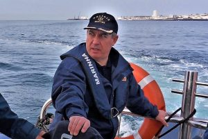 António Mendes Calado é o novo chefe da Armada 50