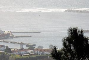 Finalmente, o canal de acesso a Viana! 36