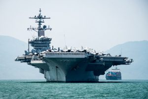 Marinha norte-americana já tem caças de 5ª geração no Pacífico. 47