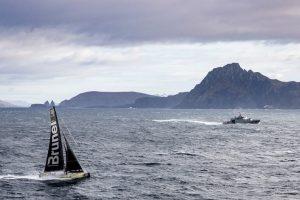 A VOR no Cabo Horn, vista pela Marinha do Chile 16
