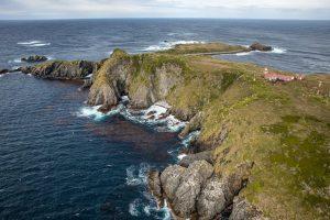 A VOR no Cabo Horn, vista pela Marinha do Chile 15