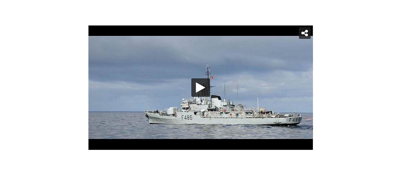 """""""Comandar no Mar"""", apresentado em Ponta Delgada (vídeo)"""