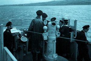 cruel sea, hms compass rose, corveta classe flower, segunda guerra mundial, royal navy, reino unido, grã-bretanha, marinha, naval