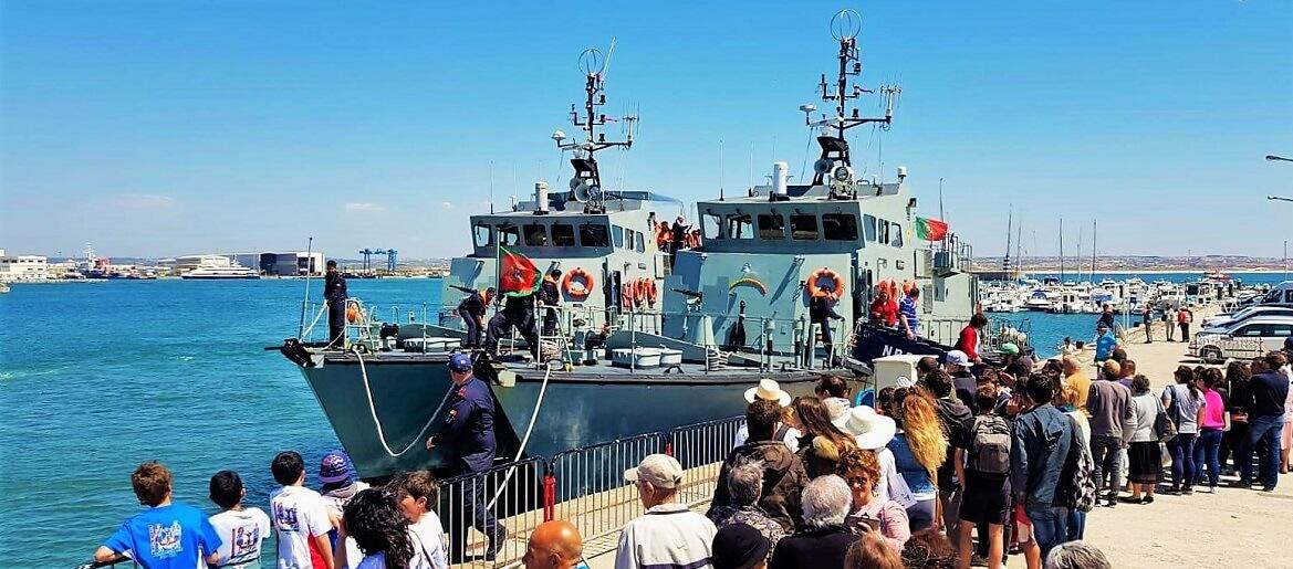 Dia da Marinha 2018, Peniche