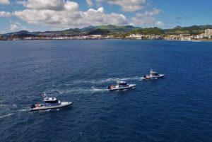 Searibs, patrol1000, RIB, embarcação, semirígida, barco, açores, angra, ponta delgada, horta, viana do castelo, marinha, polícia marítima,