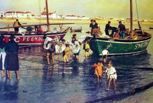 lancha poveira, póvoa de varzim, vila do conde, caxinas, pesca, pescadores, portugal, mar, embarcações tradicionais, marinha, antónio fangueiro