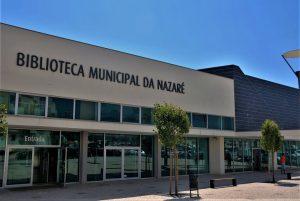 Biblioteca Municipal da Nazaré, planus nautica, joão felício, conferência