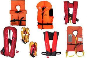 Colete salva-vidas: um seguro de vida 50