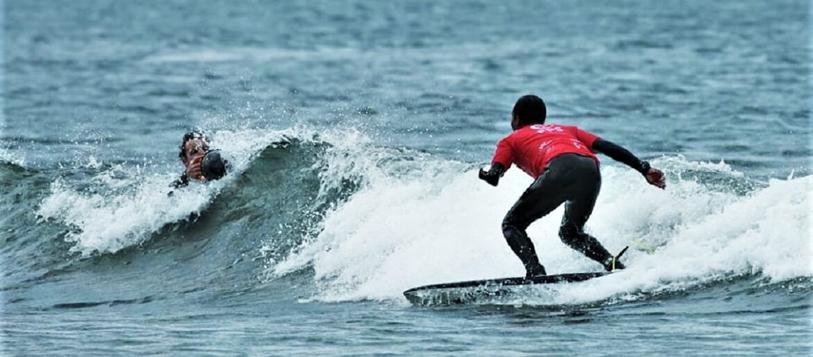 … e aconteceu em Viana: International Adaptive Surf Meeting