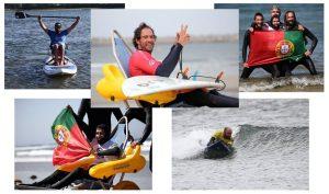 surf, adaptive surf, viana castelo, portugal, centro de alto rendimento, CAR, Portugal