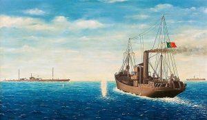 primeira guerra, grande guerra, portugal, alemanha, marinha portuguesa, atlântico, antónio josé telo, augusto salgado