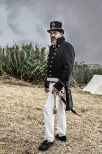 BANG, APRH, recriação histórica, associação napoleónica portuguesa, almeida, vimeiro, brigada de artilharia naval,