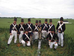 BANG, APRH, recriação histórica, associação napoleónica portuguesa, almeida, vimeiro, brigada de artilharia naval, waterloo