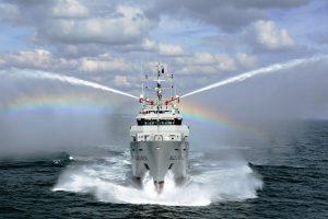 damen, Ngola kiluange, opv 1000, npo, angola, navio patrulha, mar, fiscalização pesqueira, Atlântico Sul