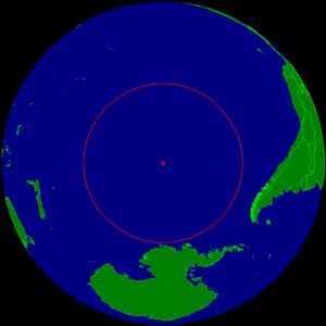 VOR apresentou o mapa do microplástico 49