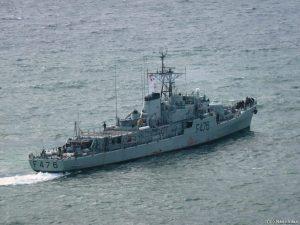 NRP SINES: o novo Navio Patrulha Oceânico da Marinha 36