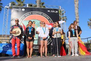 Portugal brilha no Campeonato do Mundo de Surf Adaptado 32