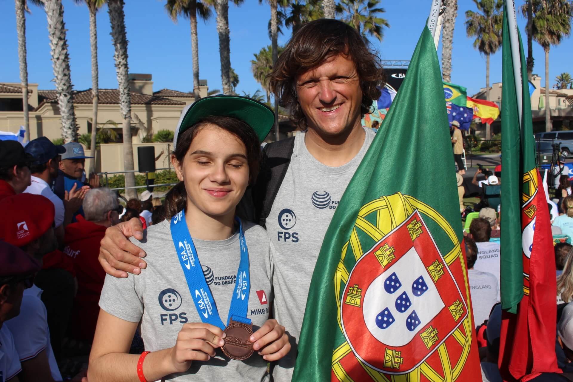Portugal brilha no Campeonato do Mundo de Surf Adaptado