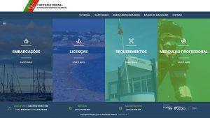 CAPITANIA ONLINE+      A Autoridade Marítima mais perto do cidadão 30