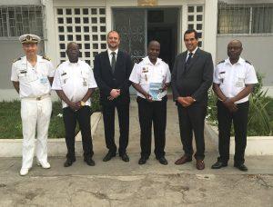 academia naval, angola, marinha de guerra angolana, comandar no mar, editora náutica nacional, cooperação, edisoft, npo, nrp viana do castelo,