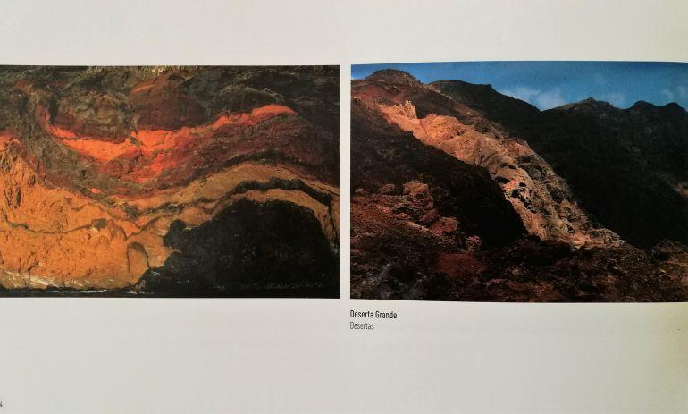 imagens da Deserta Grande (fotos PAulo Henrique Silva, Ilhas de Portugal)
