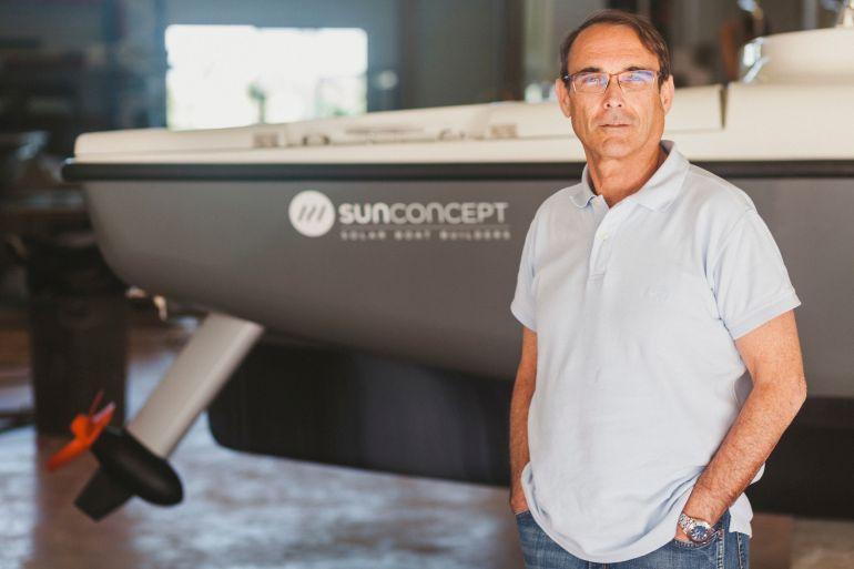 Queremos ser uma referência em termos de empreendedorismo responsável e indústria eco-sustentável_ Manuel Costa Braz, CEO da Sun Concept (foto SunConcept)