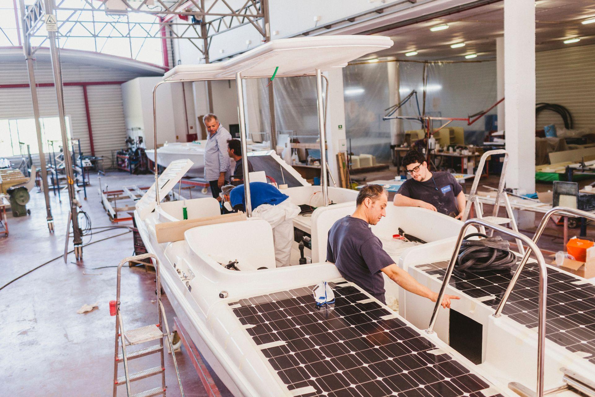 """Sun Concept constrói novo estaleiro """"verde"""""""