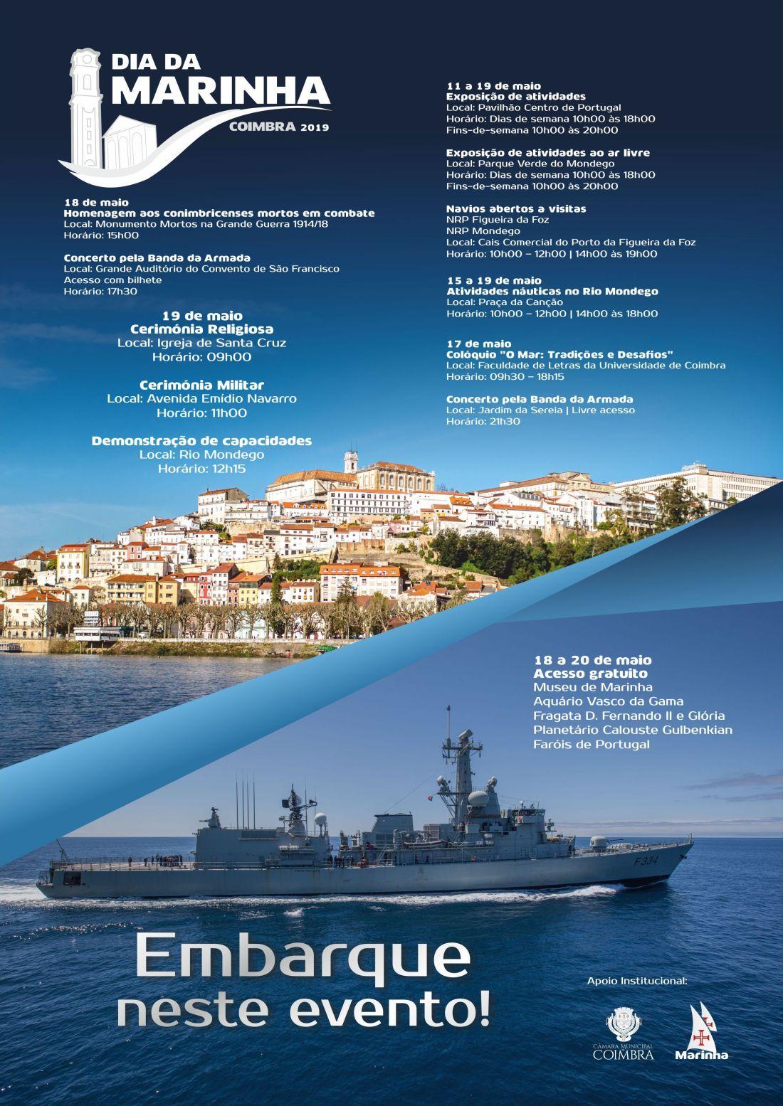 Comemorações do Dia da Marinha – Coimbra 20