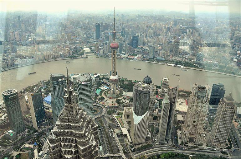 Xangai, aparece em 5º lugar entre as capitais marítimas mais atractivas
